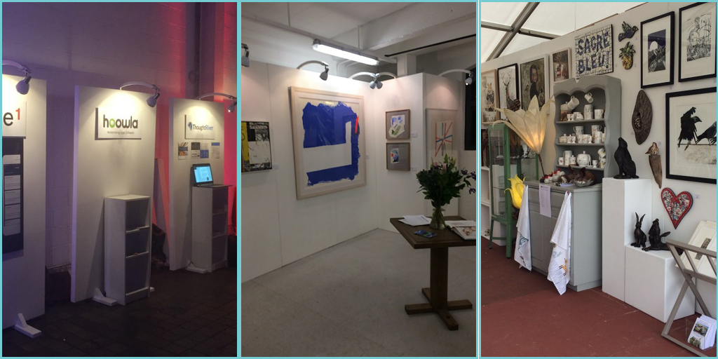 Exhibition Display Panels : The multi talented display panel u not just for exhibitions