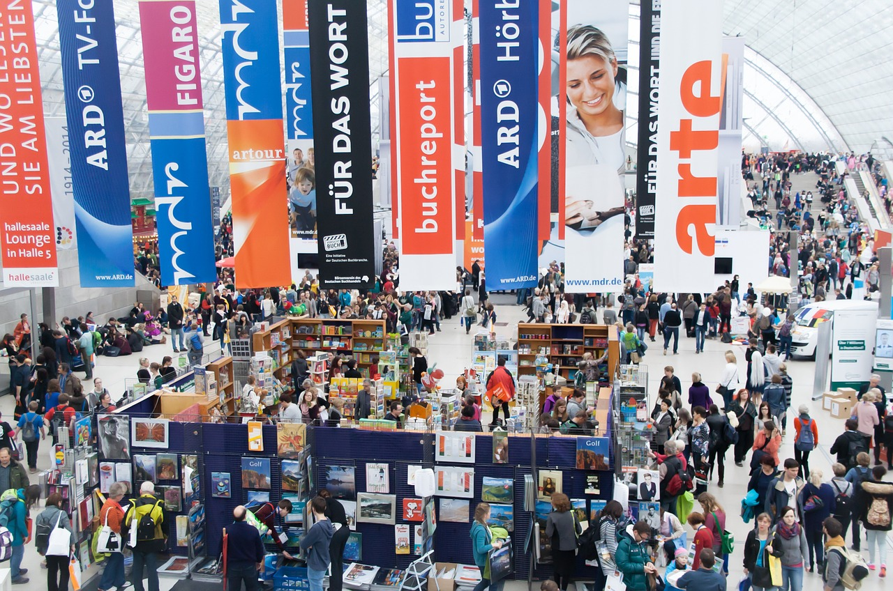 exhibition stand hire for trade fairs
