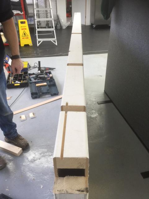 temporary walling