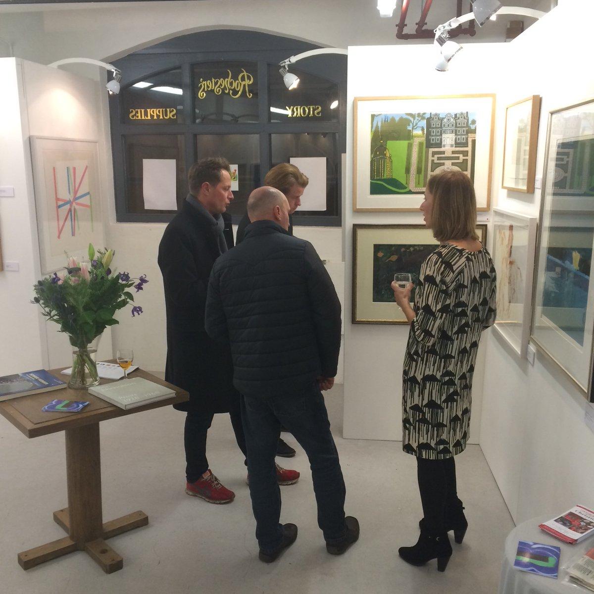 art exhibition stands
