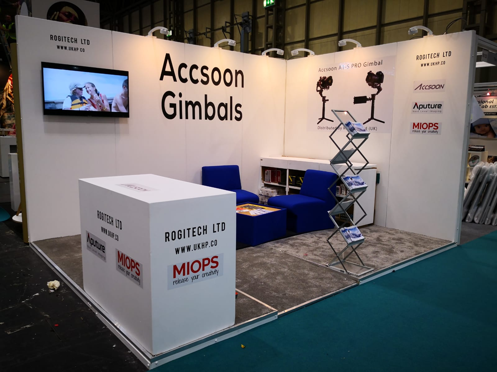 Trade Stands For : Low cost trade stands u2013 exhibition walls
