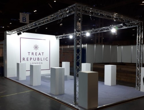 Exhibition Trade Stand